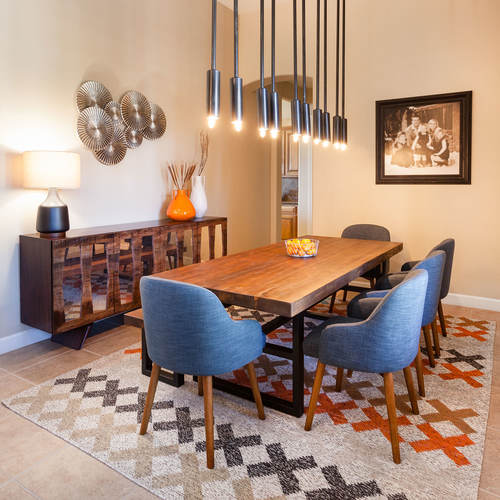 Retro Interior rustic + retro — interior design, phoenix | mackenzie collier