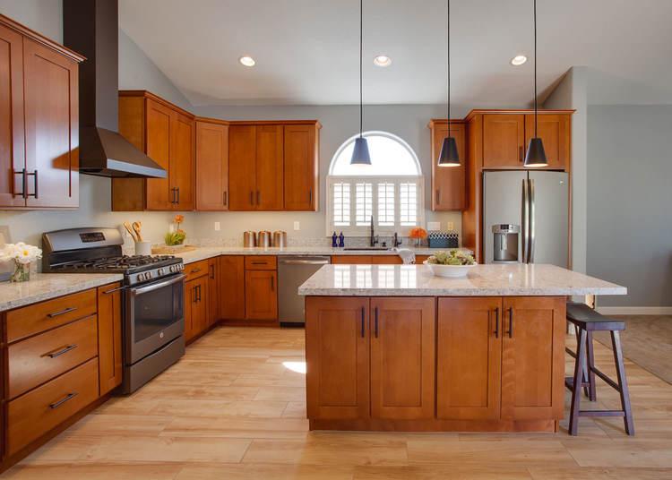 Transitional Kitchen Remodel — Interior Design, Phoenix | Mackenzie ...