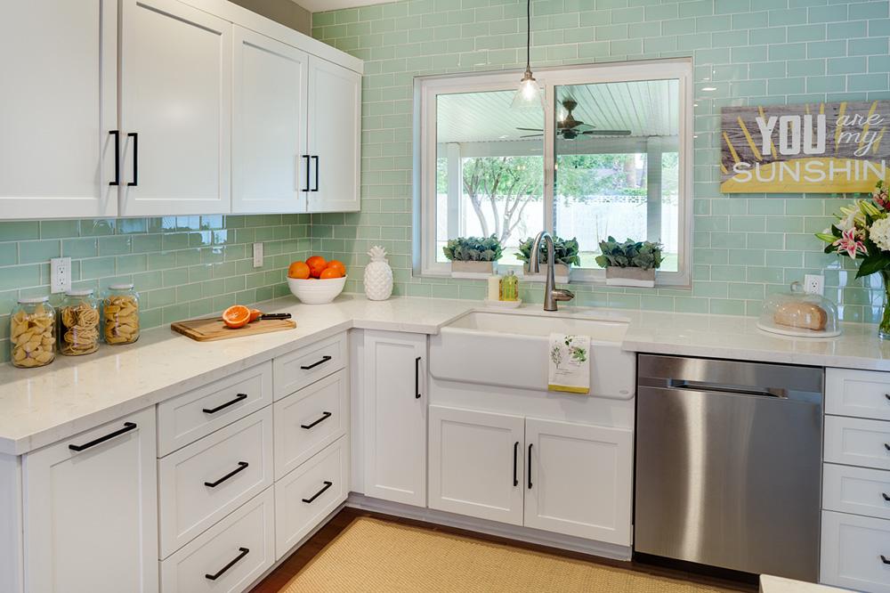 Beach Style Kitchen Remodel