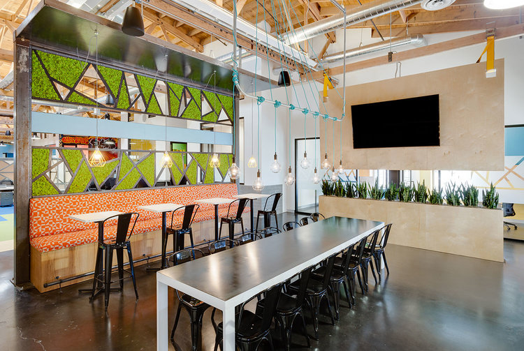 Urban Industrial Office — Interior Design, Phoenix | Mackenzie ...