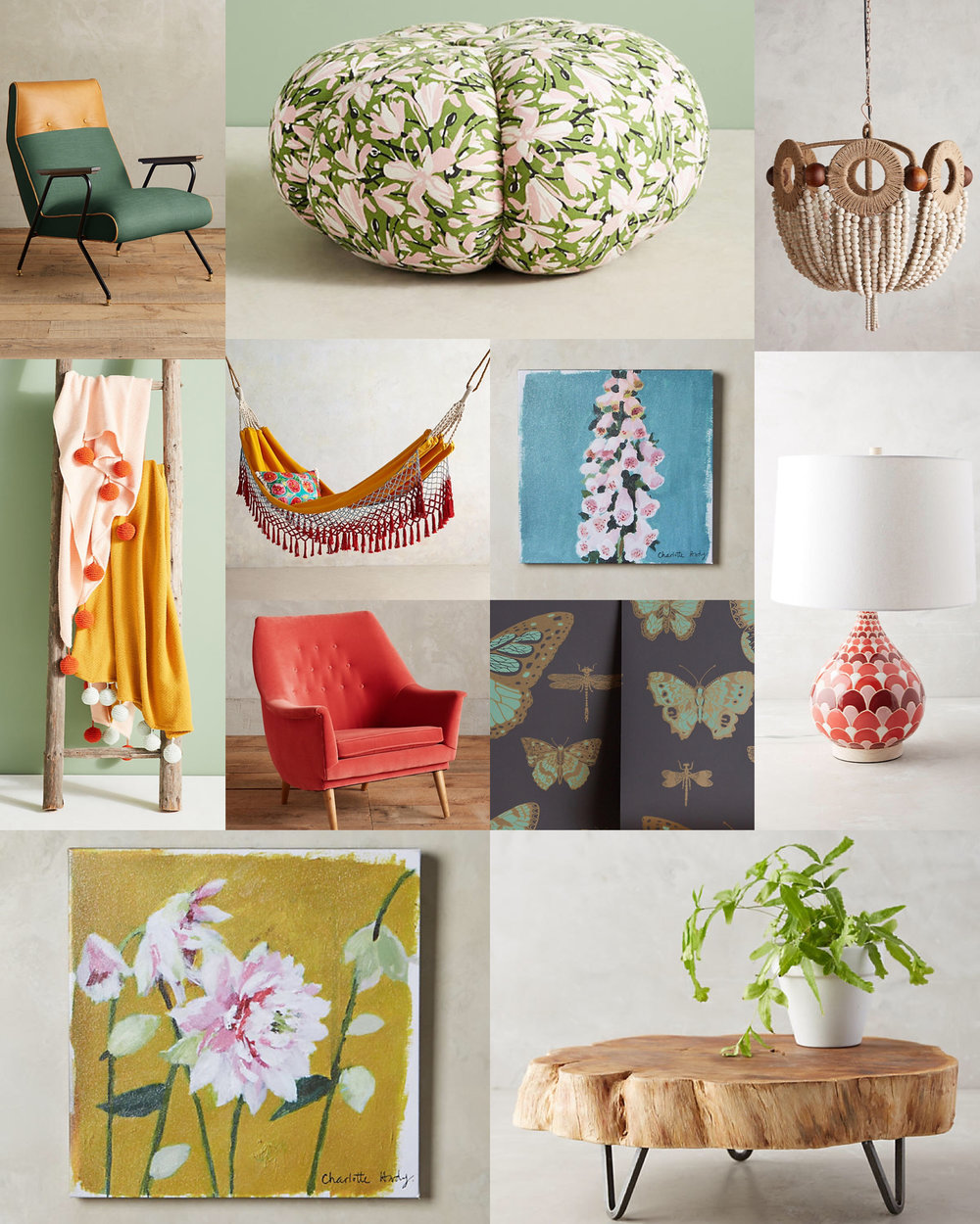 Images:  Anthropologie