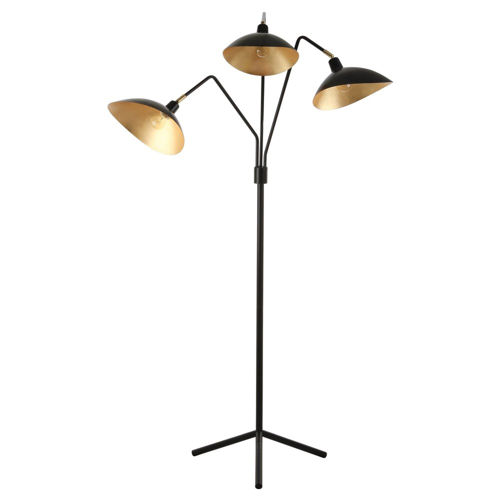 Target | Safavieh® Iris Floor Lamp ($184) - This lamp by Target (pronounced Tar-zhay) may be less flexible and a bit smaller, but it still has that modern insect look to it that sets it apart from your mother's old Pottery Barn wood & linen deal.