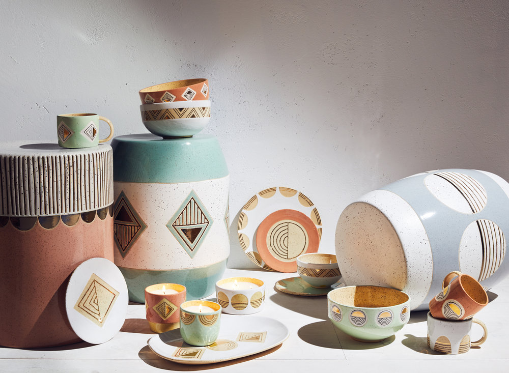 Anthropologie Cathy Terepocki Ceramics