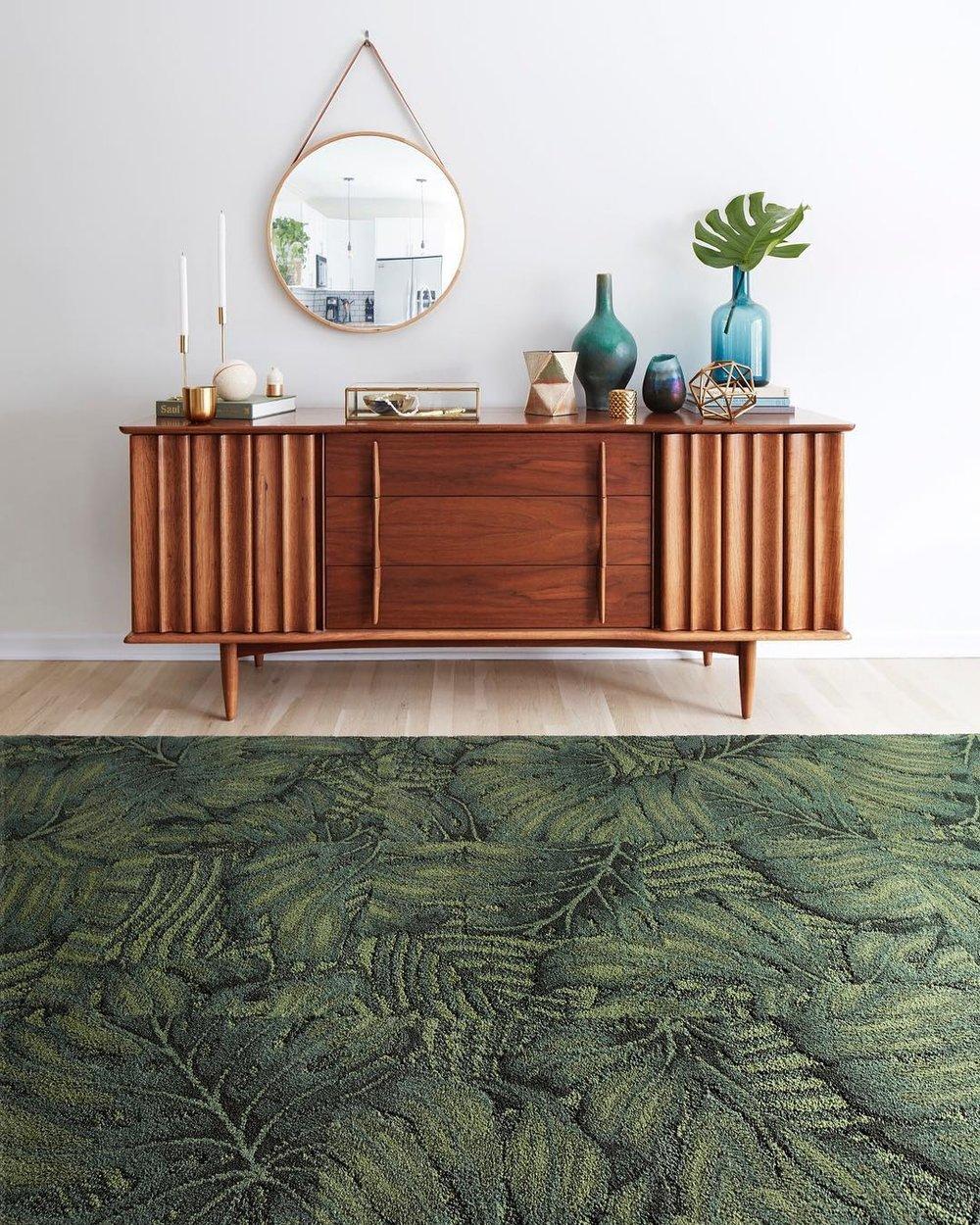 FLOR Palm Reader Rug