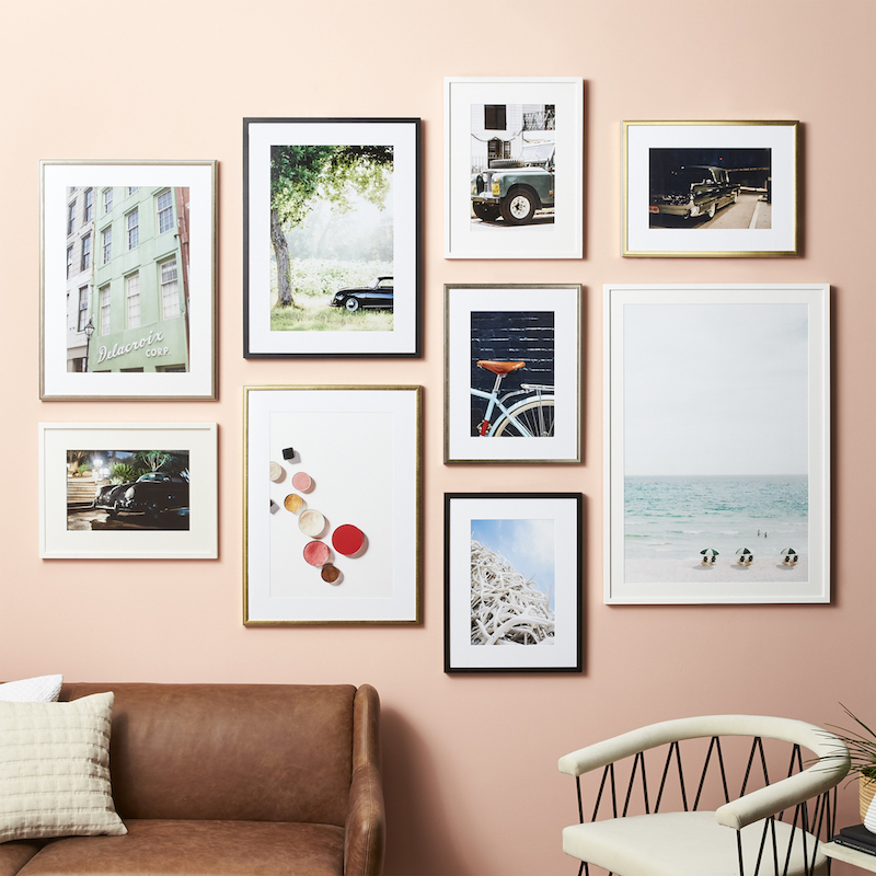 Tips On Creating The Perfect Gallery Wall