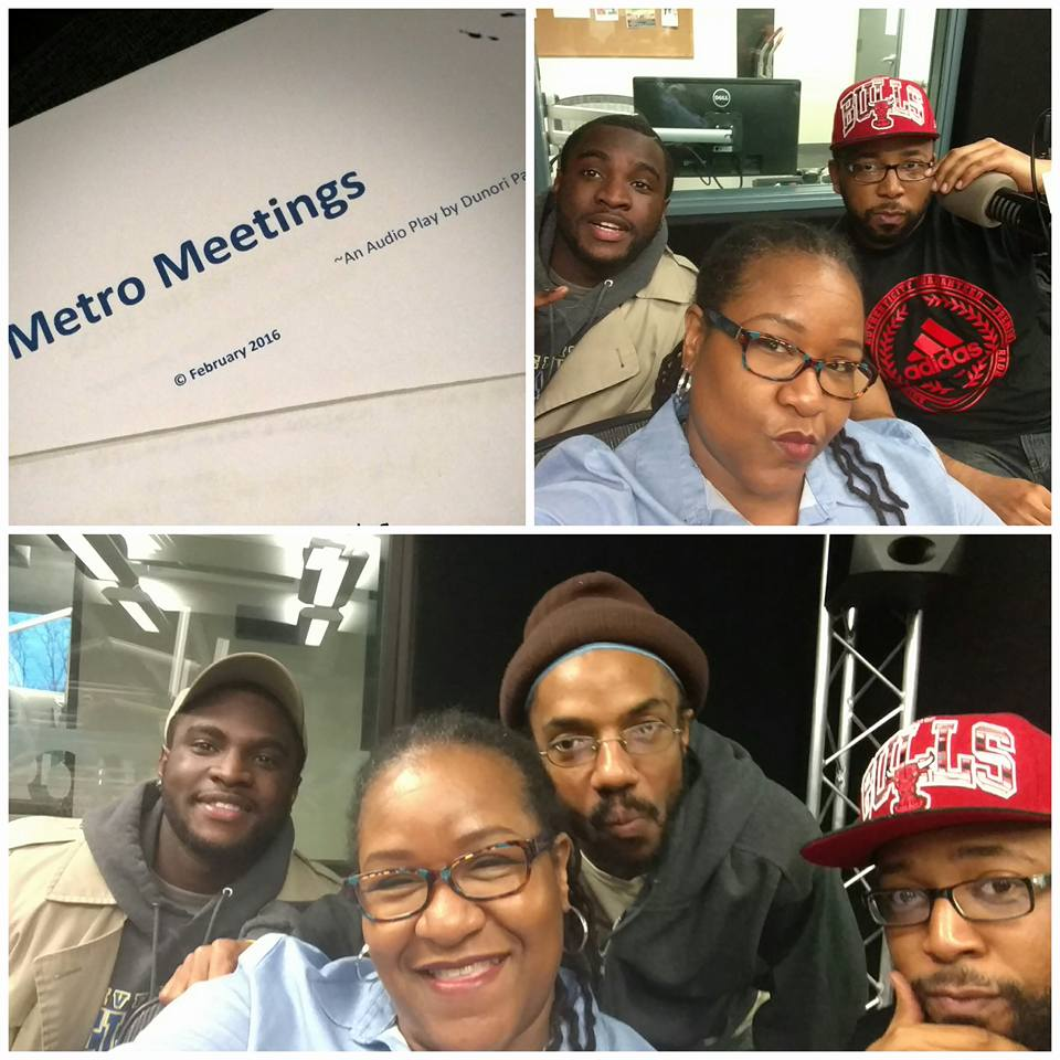 Recording Metro Meetings