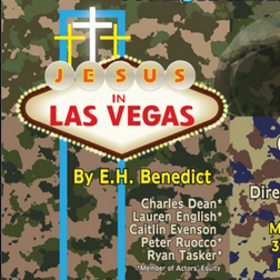 "Jesus in Las Vegas   The following is placeholder text known as ""lorem ipsum,"" which is scrambled Latin used by designers to mimic real copy. Nullam sit amet nisi condimentum erat iaculis auctor. Integer tempus, elit in laoreet posuere, lectus neque blandit dui, et placerat urna diam mattis orci. Quisque congue porttitor ullamcorper."