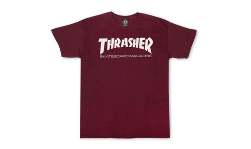 e055eb64ceea Thrasher Magazine Flame Logo T-shirt Black — Soul Studio
