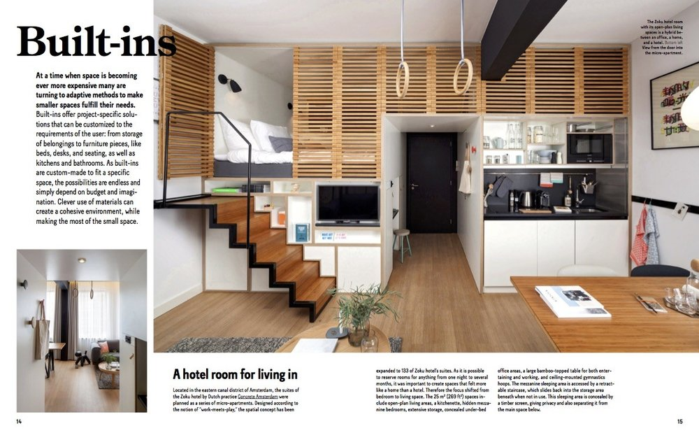 Genial Small Homes, Grand Living   Interior Design For Compact Spaces