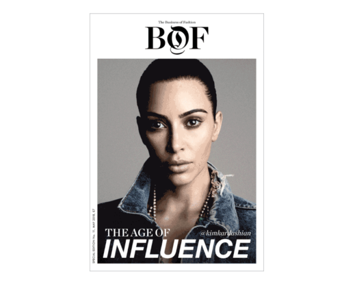 fd82fc2b6fe77 The Business of Fashion - Issue 11  The Age of Influence