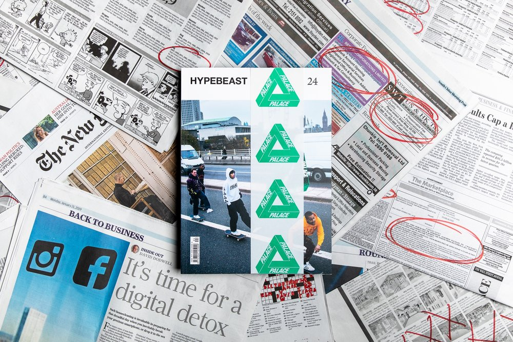 Hypebeast Magazine Issue 24 The Agency Issue