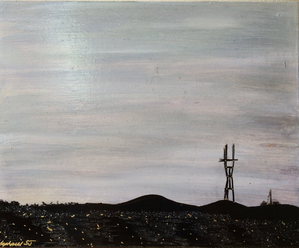 (SOLD) SUTRO SUNSET #5