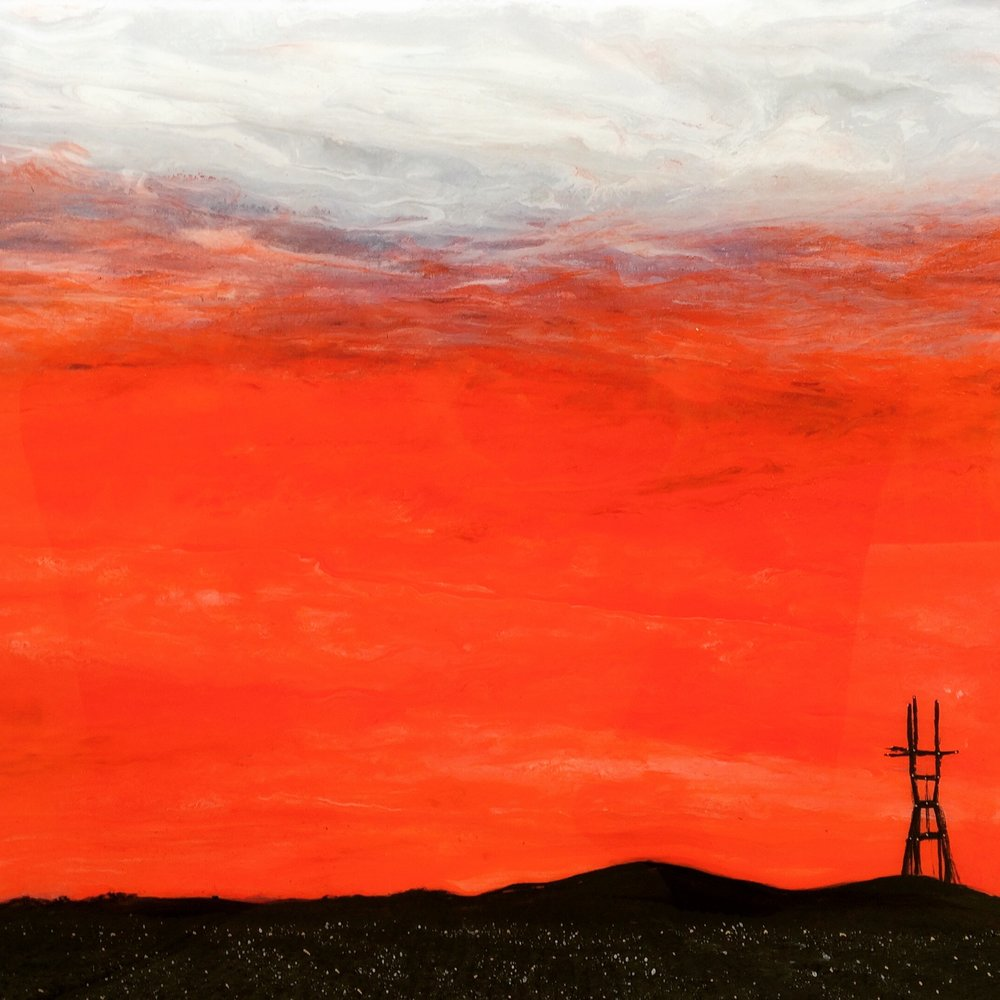 (SOLD) SUTRO SUNSET #11