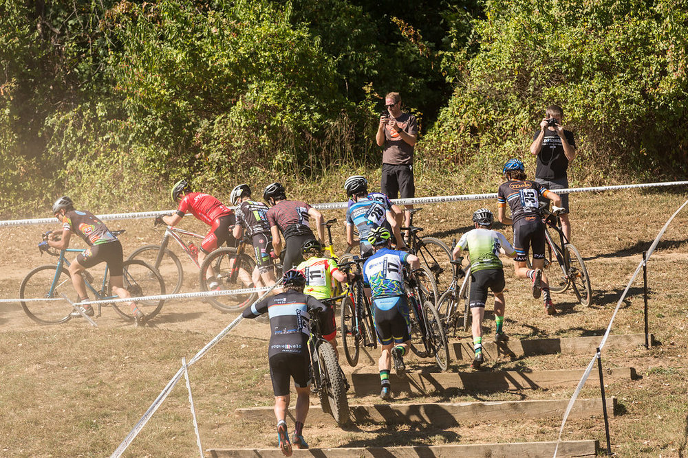 """This course was technical, epic and SOOO fun!"" -2017 Rider"