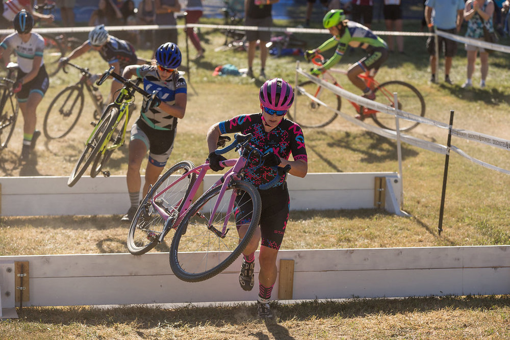 Ladies Ride Free & Equal Payouts at Go Cross! Spread the word...