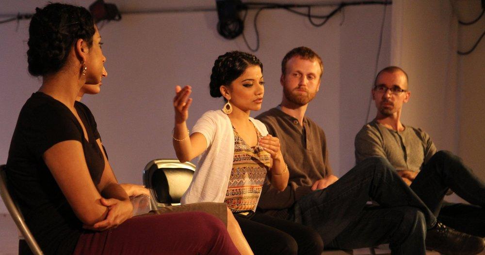 Anjal Chande Talkback