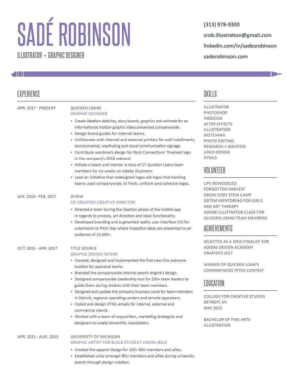 Please click for PDF résumé