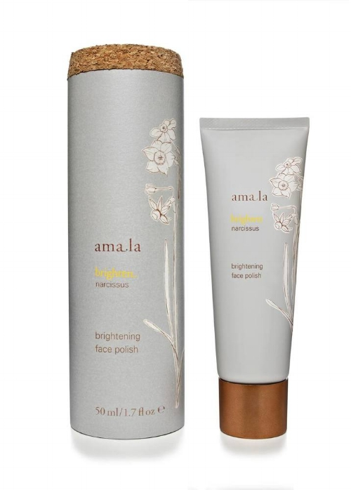 Amala Beauty Brightening Face Polish  http://shopamala.com/brightening-face-polish/