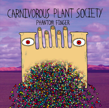 Phantom Finger EP    BUY HERE