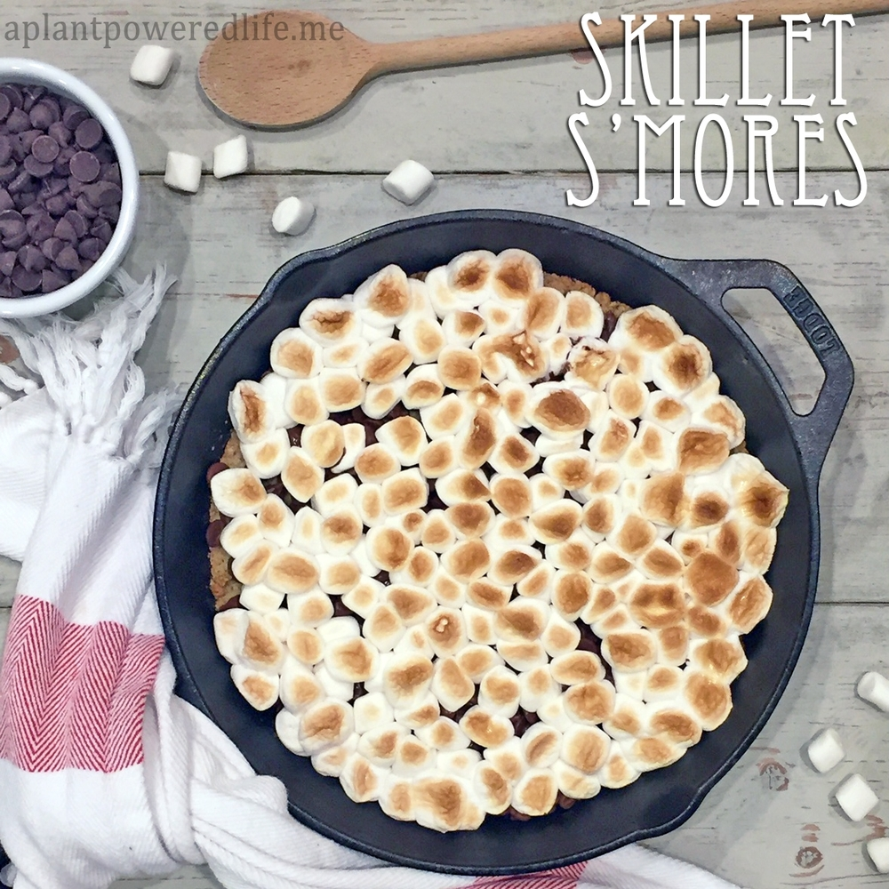 Skillet S'mores