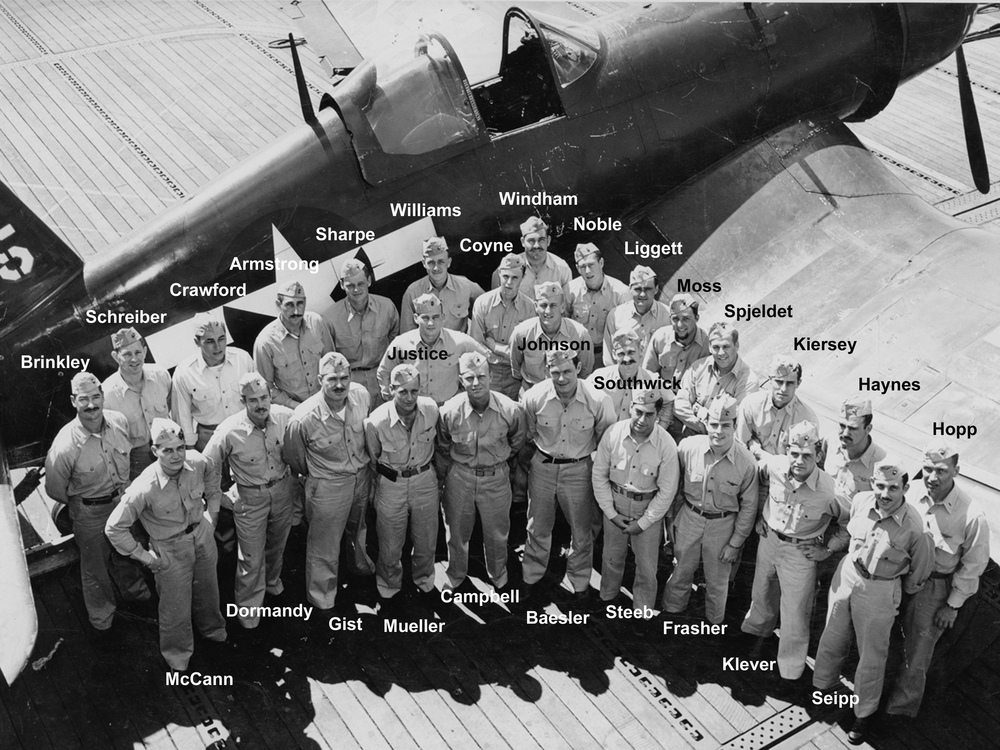 VMF-512 officers on carrier.jpg