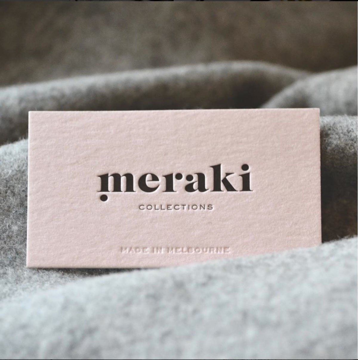 Meaning Meraki Greek
