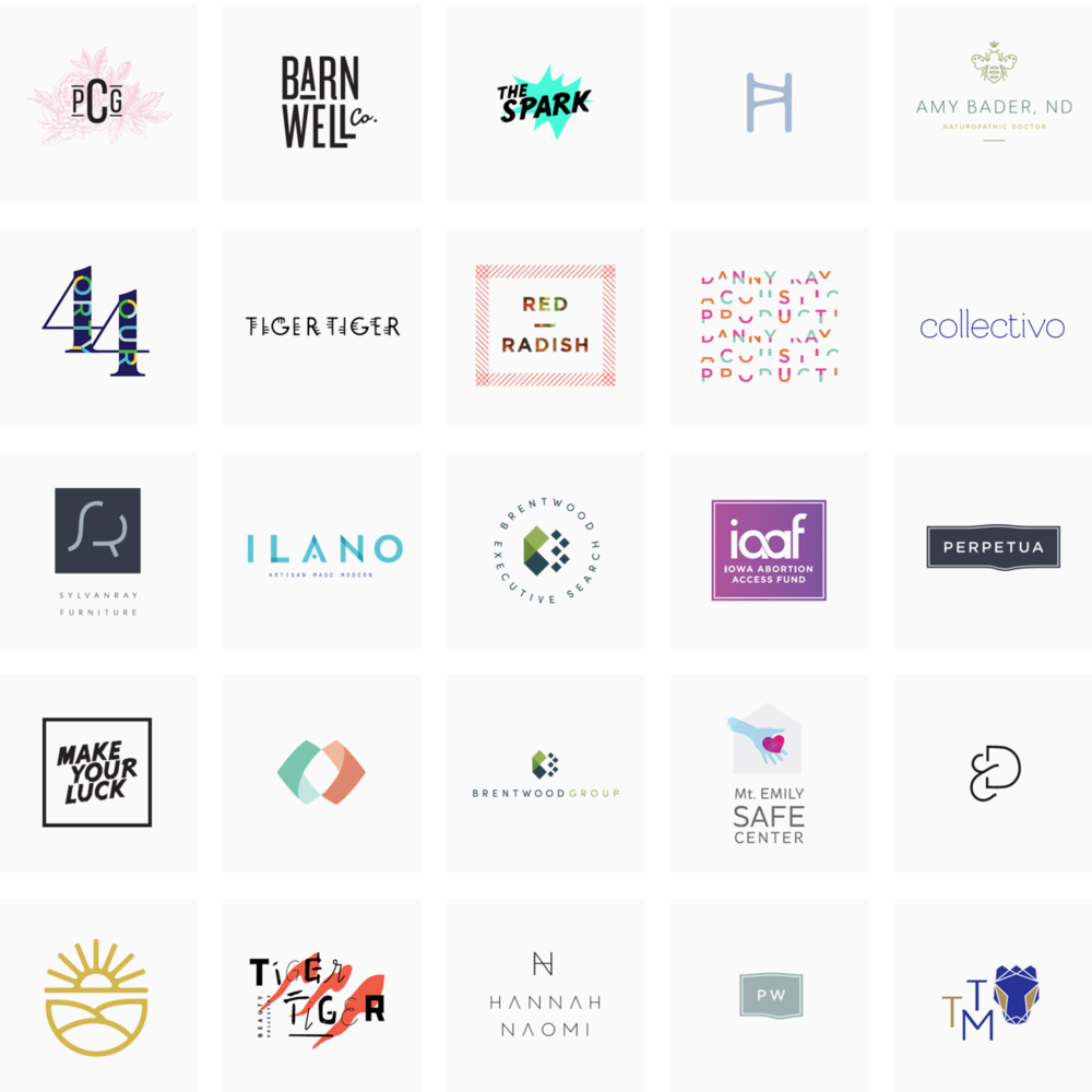 Branding — - NamingVisual Identity SuitesLogos & GuidelinesCopy & Messaging