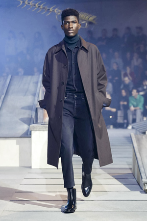 AMI Alexandre Mattiussi Fashion Show, Menswear Collection Fall Winter 2018 in Milan