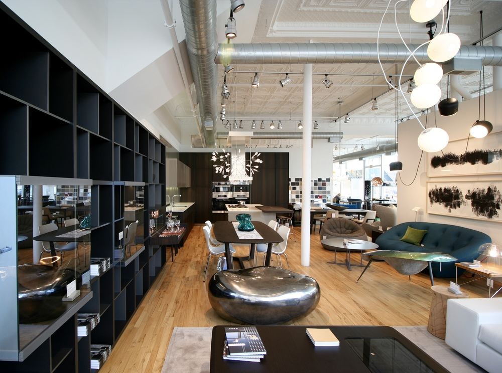 Lovely Projects Contemporary Furniture U2014 Interior Design Showroom Located In Des  Moines, Iowa