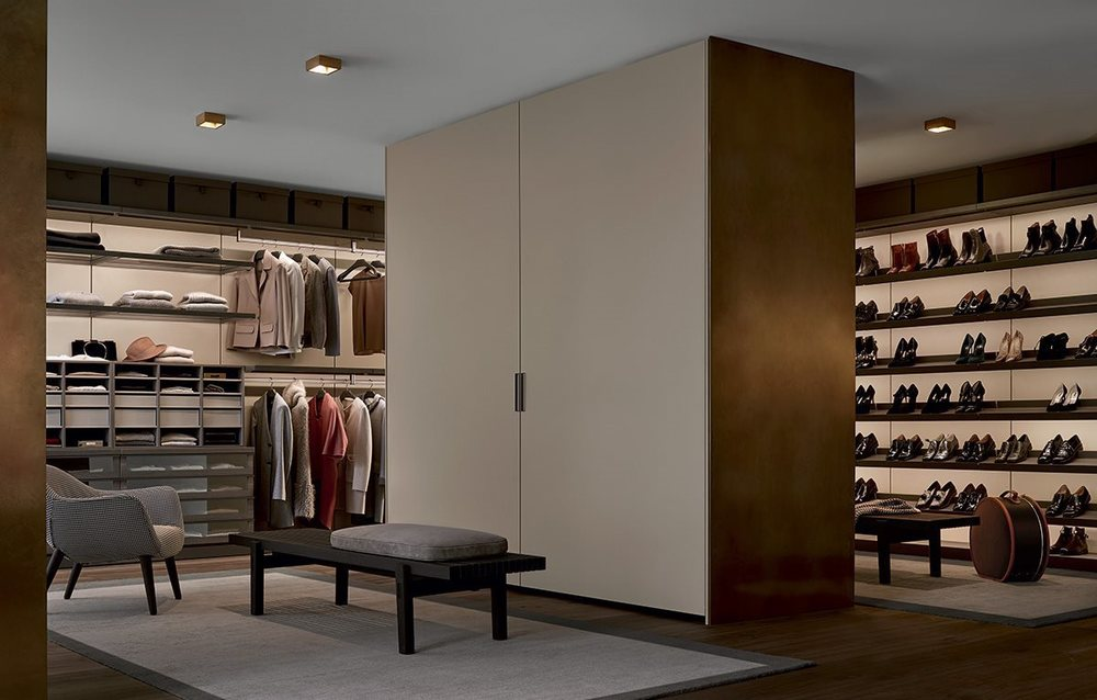 Poliform Walk In Closets