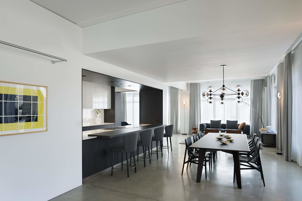 Dining + Kitchen | Photography by Assassi Productions
