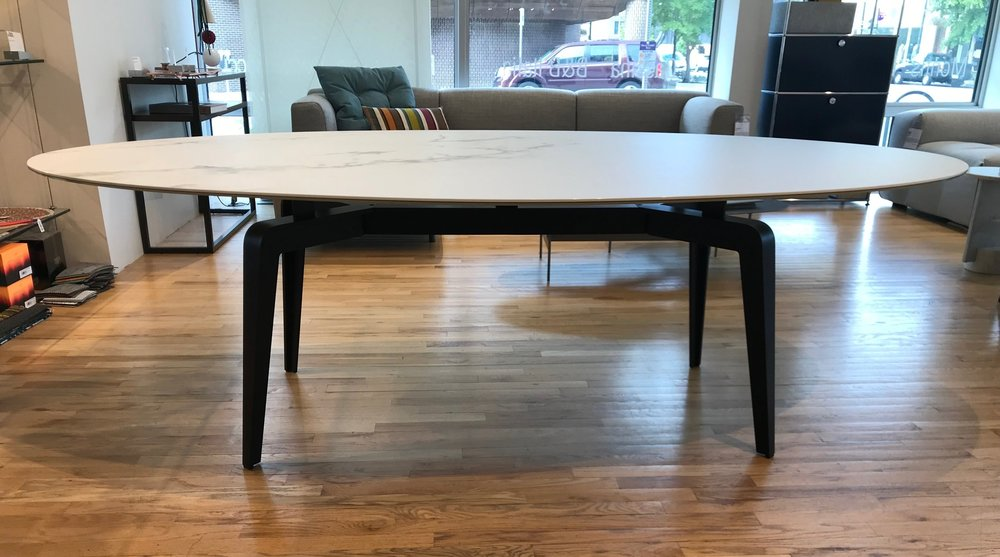 Odessa Oval Dining Table