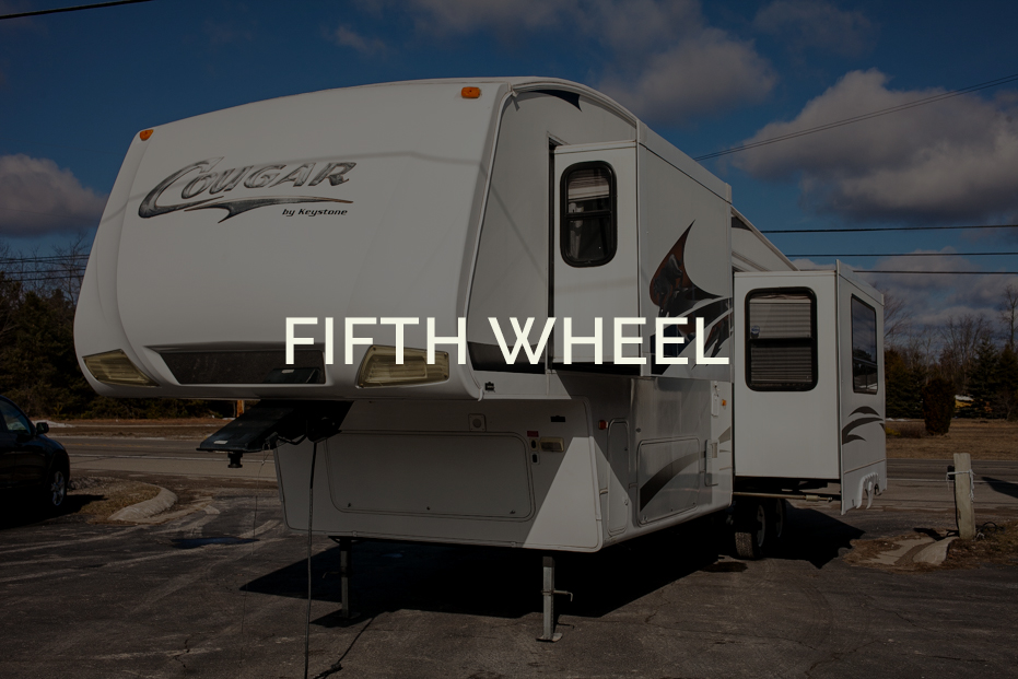 FIFTH WHEEL INVENTORY