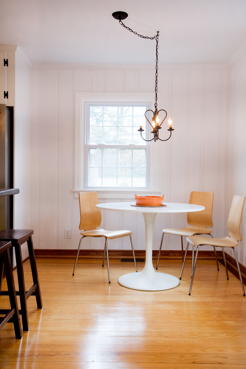 Dining Room. (Photo: Kent Eanes)