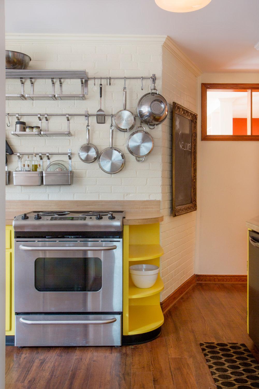 Kitchen. (Photo: Kent Eanes)