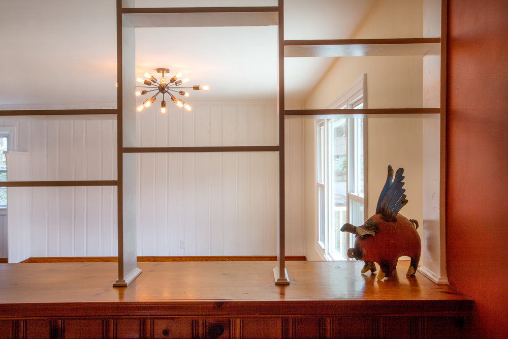 Living Room & Lighting. (Photo: Kent Eanes)