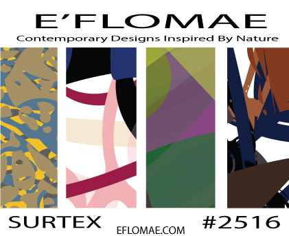 SURTEX 2018MAY 20-22BOOTH#2516 -