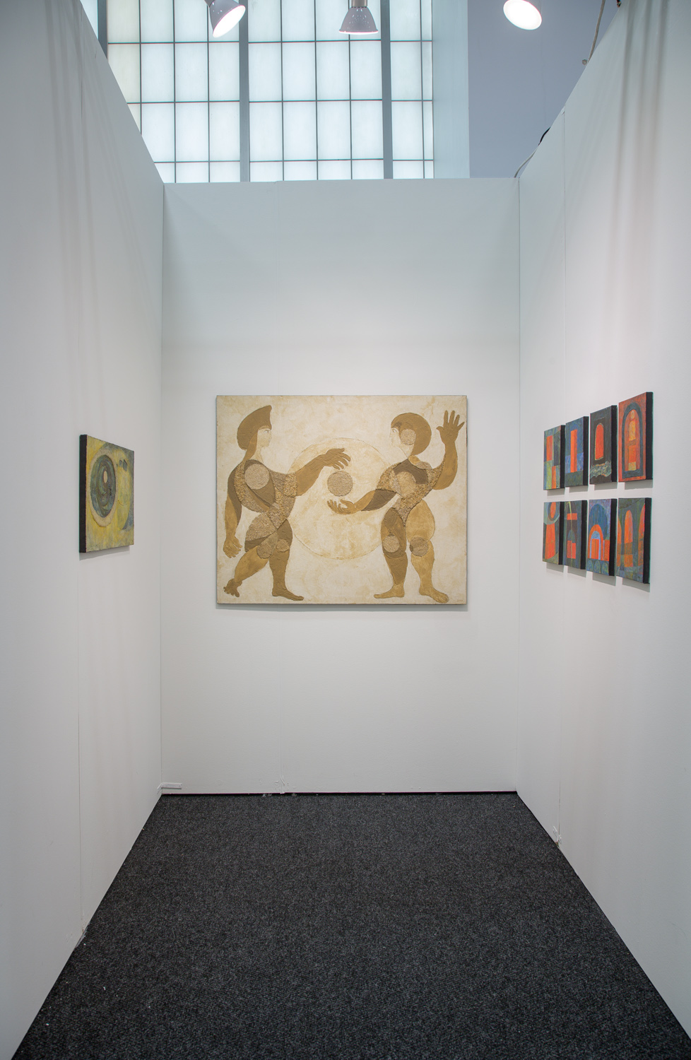 Fred Terna , 321 Gallery, New Art Dealers Alliance, NY, May 5-8, 2016