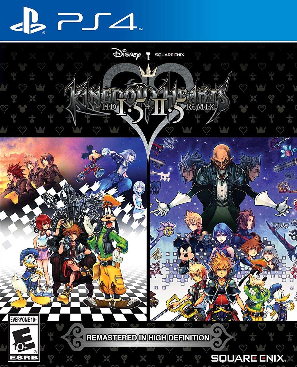 Image courtesy Square Enix and Disney