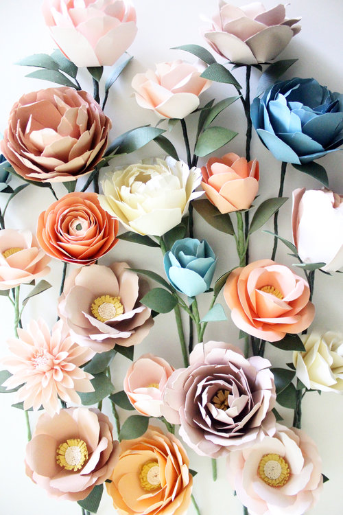 August 12 paper flowers waiting list mlovewell august 12 paper flowers waiting list mightylinksfo