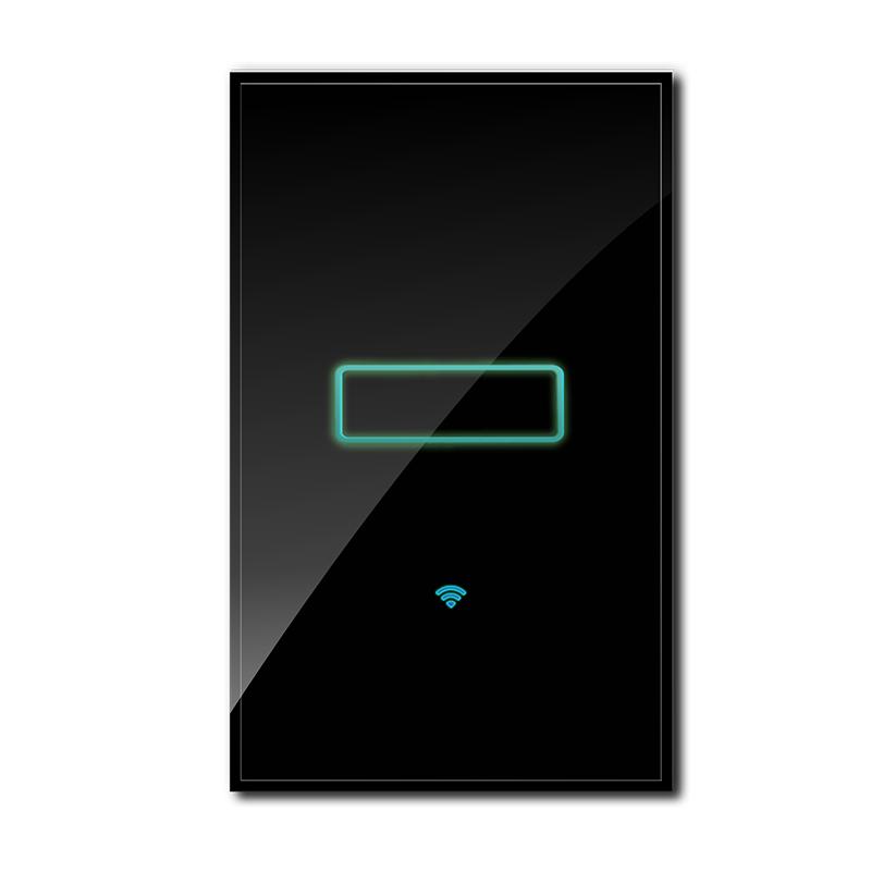 glass panel switch