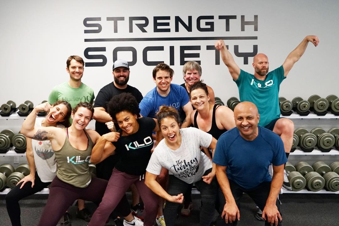 KILO Strength Society