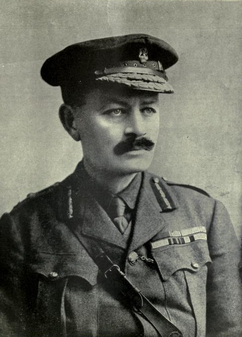 Sir Julian Byng, Commander of Canadian Corps.