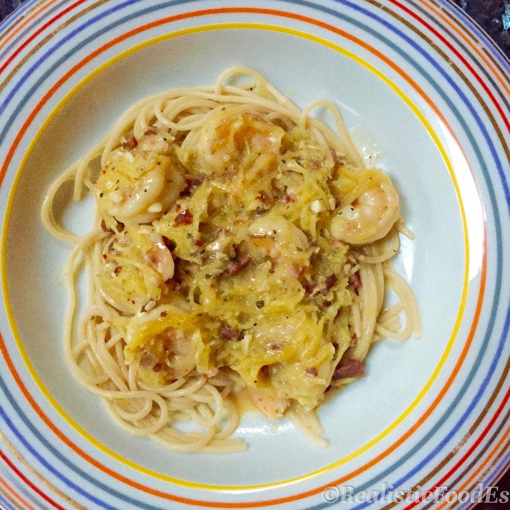 Garlicky Shrimp Alfredo-ish 02 09262016.jpg