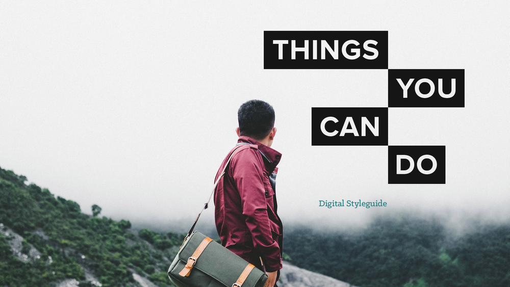 +  THINGS YOU CAN DO