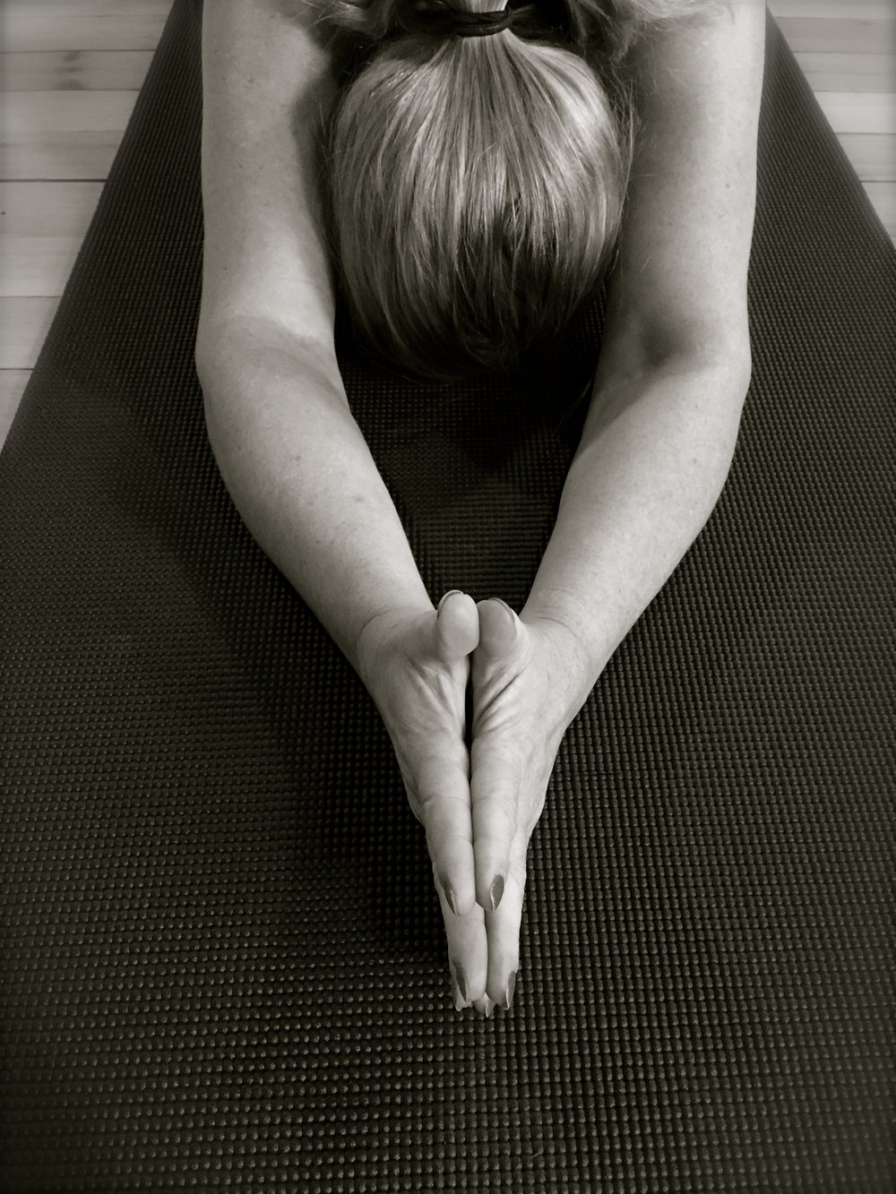 ' A faith-based yoga practice allows us to find inner stillness in order to connect to and hear the voice of God, while also caring for the health of the physical body.' ~ Pamela