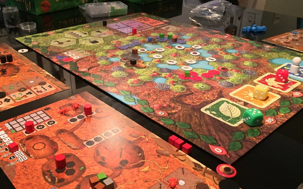 Board Game Reviews - I play board games then I write about them.