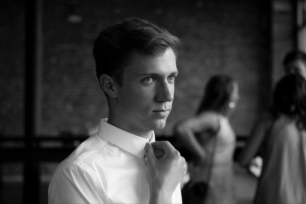 Caleb Amundson   Partner | Manhattan Creative Market Curator