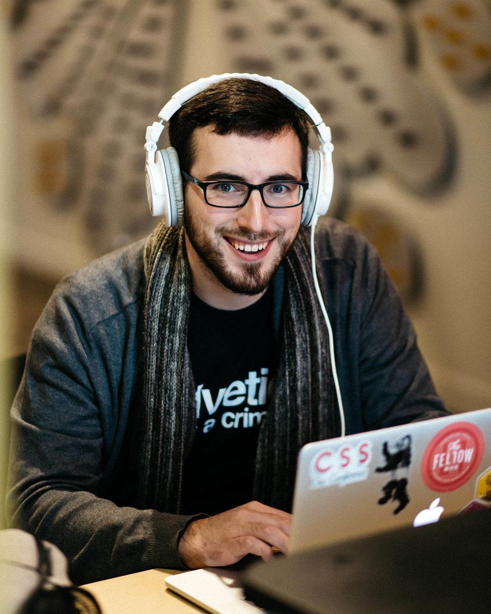 Steve Jensen - Web Dev.