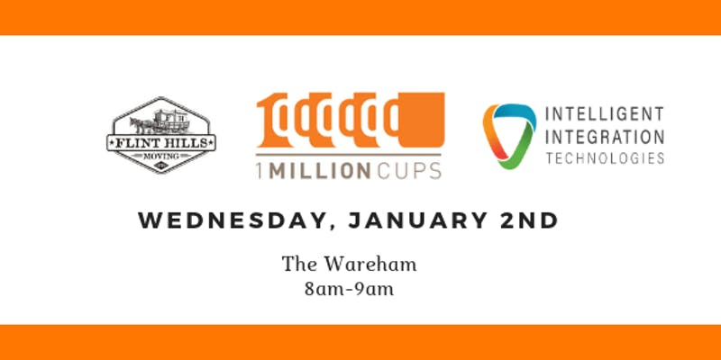1 Million Cups Manhattan Kansas